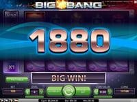 Big Bang storgevinst
