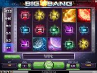 Big Bang spillevisning