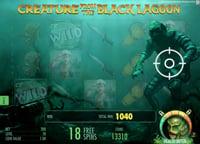 Creature from the Black Lagoon bonusspill
