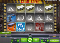 Crime Scene spillevisning