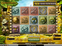 Free spins modus på Gonzo's Quest