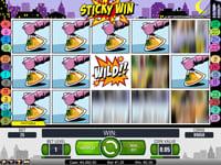 Jack Hammer sticky win