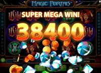 Magic Portals supergevinst
