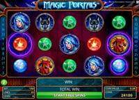 Magic Portals gratisspinn