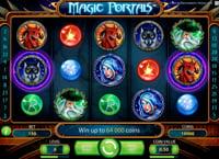 Magic Portals spillevisning