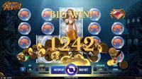 Storgevinst på spilleautomaten Secrets of Atlantis