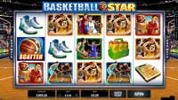 Spilleautomaten Basketball Star