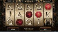 Free spins på spilleautomaten Game of Thrones