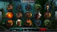 Spilleautomaten Jurassic Park