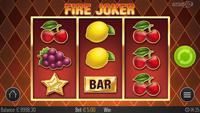 Spilleautomaten Fire Joker